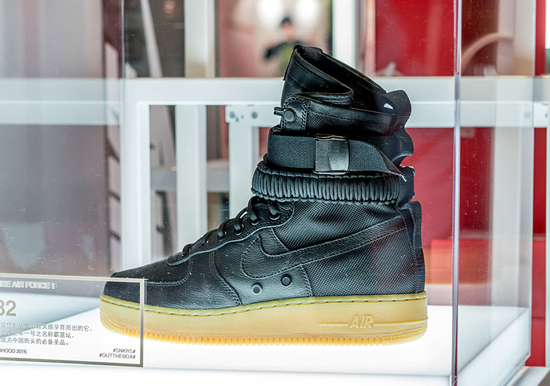 nike sfaf 1 special forces air force 1. Black Bedroom Furniture Sets. Home Design Ideas