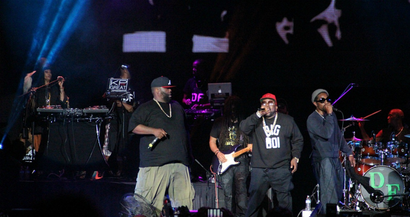 OutKast, Goodie MOB, Killer Mike, T.I. and the Dungeon Family Reunite at ONE Musicfest [VIDEO] news