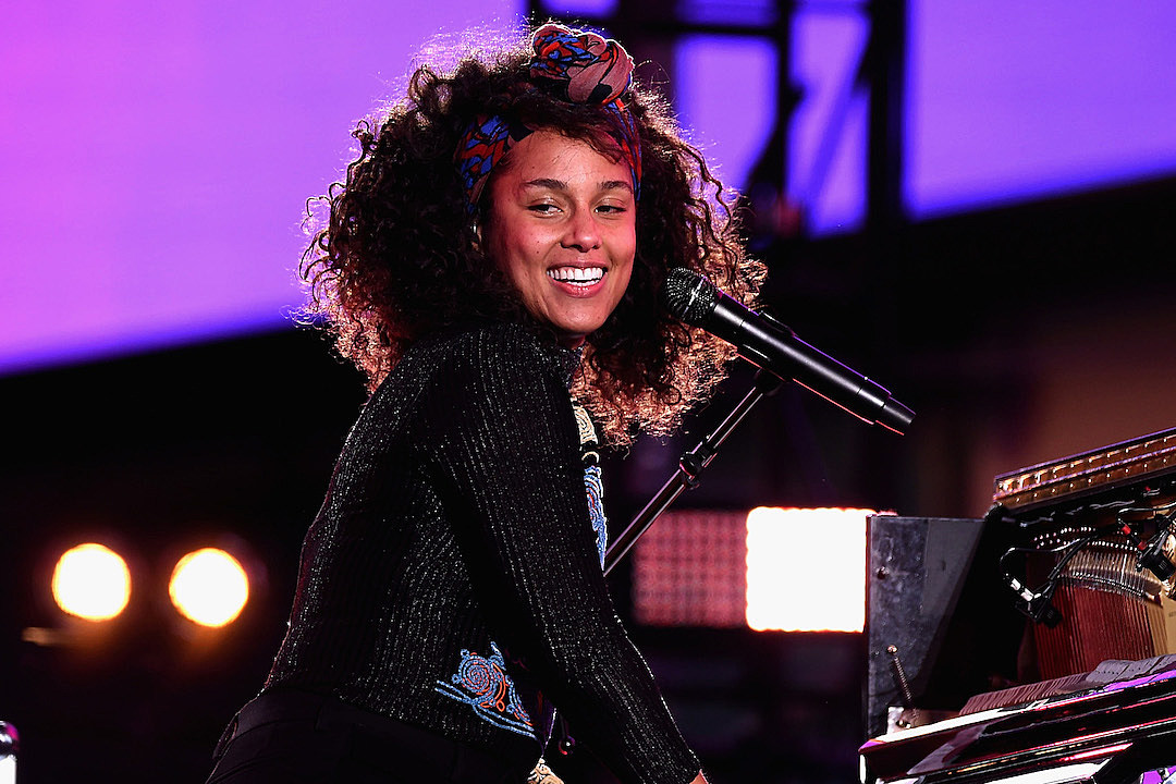 Alicia Keys, A$AP Rocky Perform at Keep a Child Alive's 2016 Black ... Alicia Keys