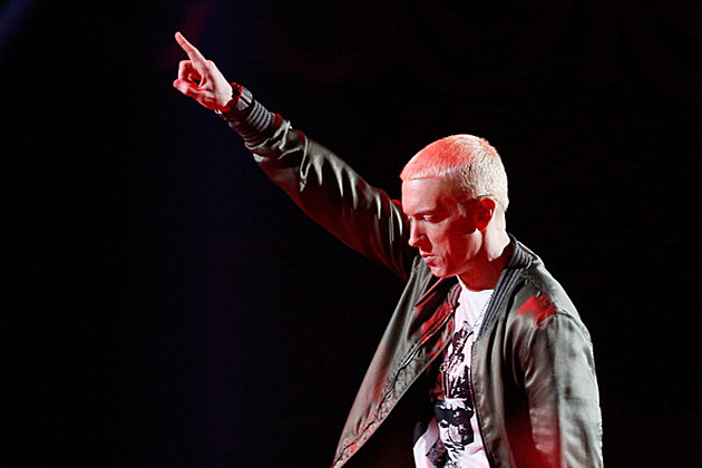 Eminem Teams Up With Pink on New Song 'Revenge'