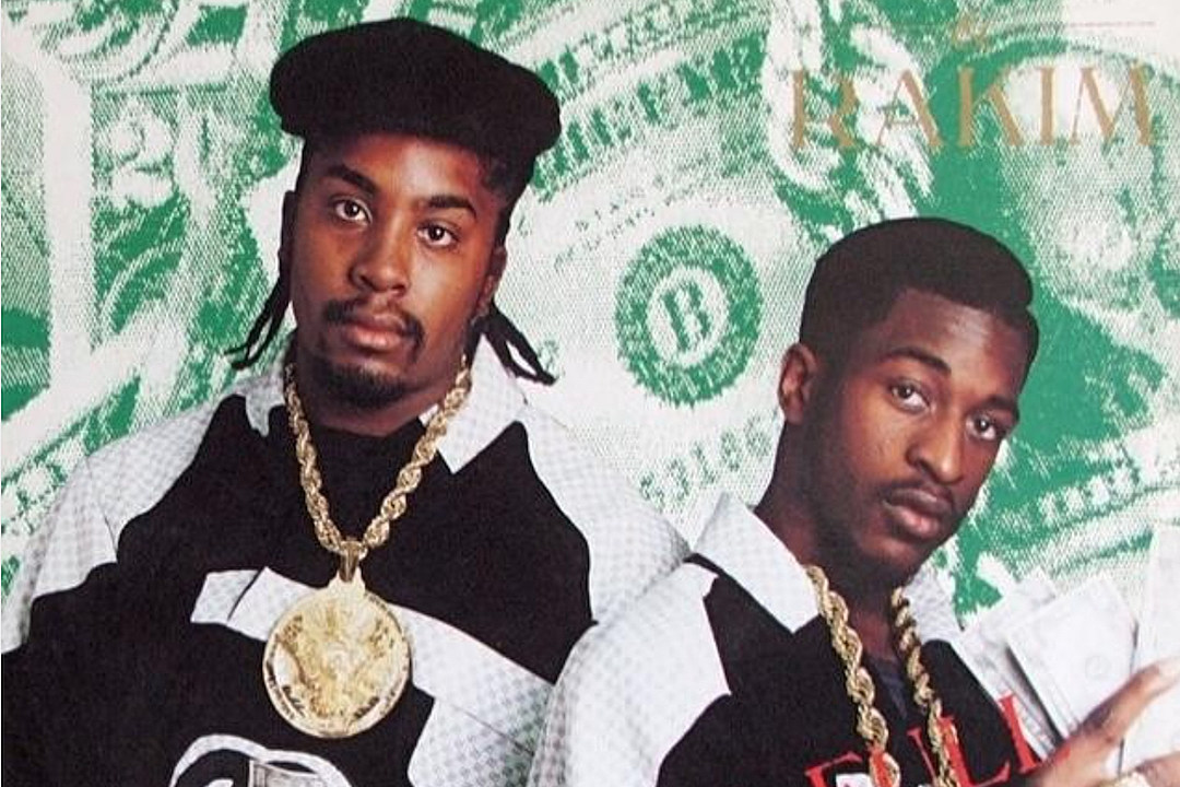 Eric B. & Rakim Getting Back Together? A New Photo of Ex Partners Sparks Chatter news