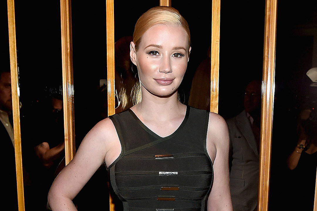 Iggy Azalea Says Everything Is Good With Her and Nick Young news