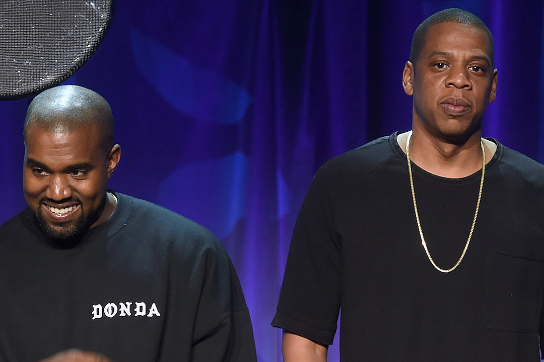 Kanye West Has Cut a Tie With Jay-Z