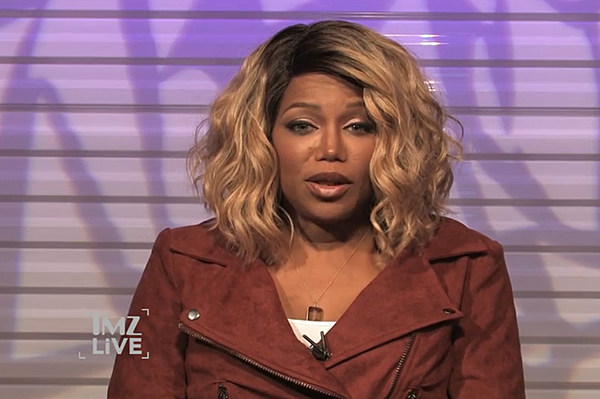 Michel'le Talks Alleged Beatings by Dr. Dre, Suge Knight on 'Wendy Williams Show' news