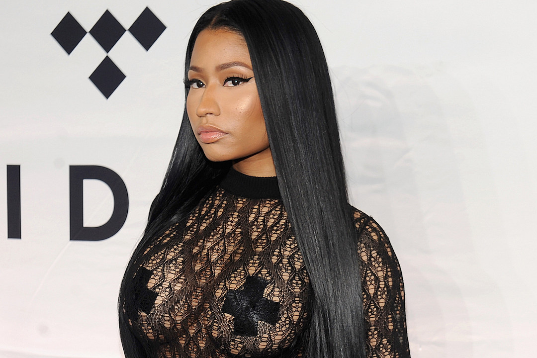 Nicki Minaj Covers Marie Claire, Says She Can Do Anything Jay Z Can Do news