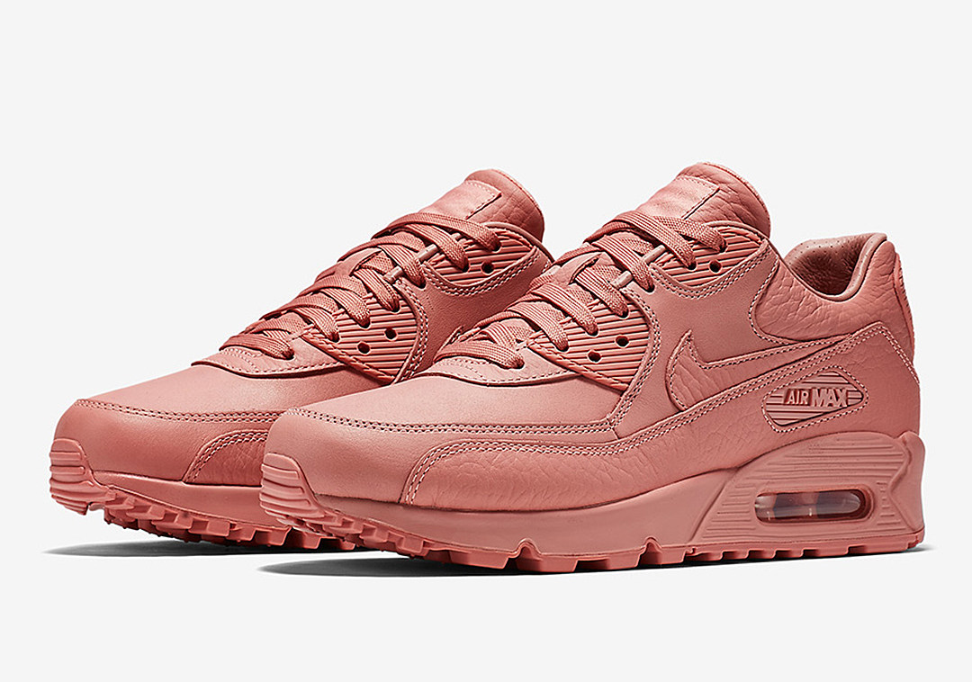 nikelab air max 90 pinnacle rose pink. Black Bedroom Furniture Sets. Home Design Ideas