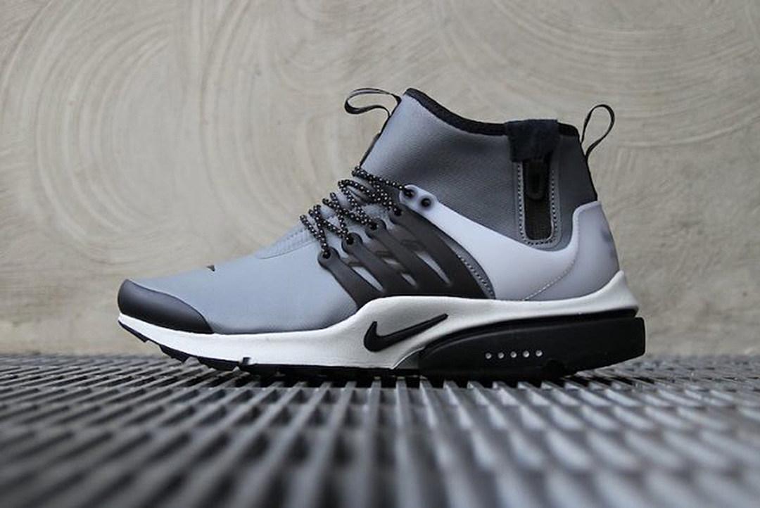 sneaker of the week nike air presto utility mid. Black Bedroom Furniture Sets. Home Design Ideas