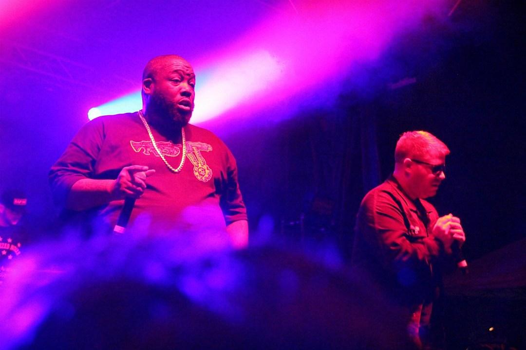 Run The Jewels Debuts New Song at Project Pabst Atlanta news