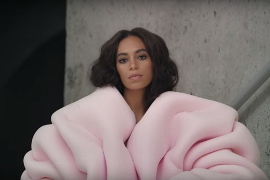 Solange Is the New Face of Michael Kors' Street Wear Campaign news