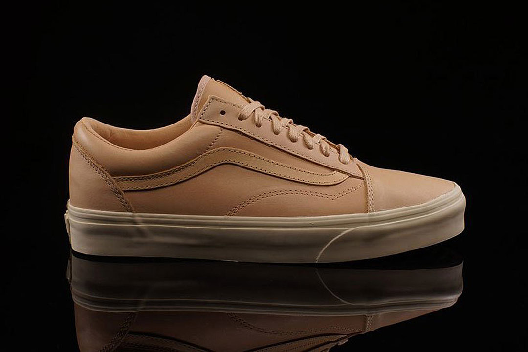 Vans Old Skool Vachetta Tan news