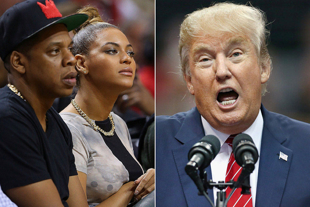 Foxy Brown Endorses Donald Trump and Says She May Release a Tribute Song news