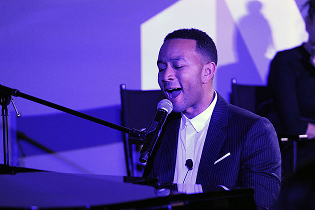 John Legend Tells Radio Host Joe Walsh to 'STFU' After He Threatens President Obama news
