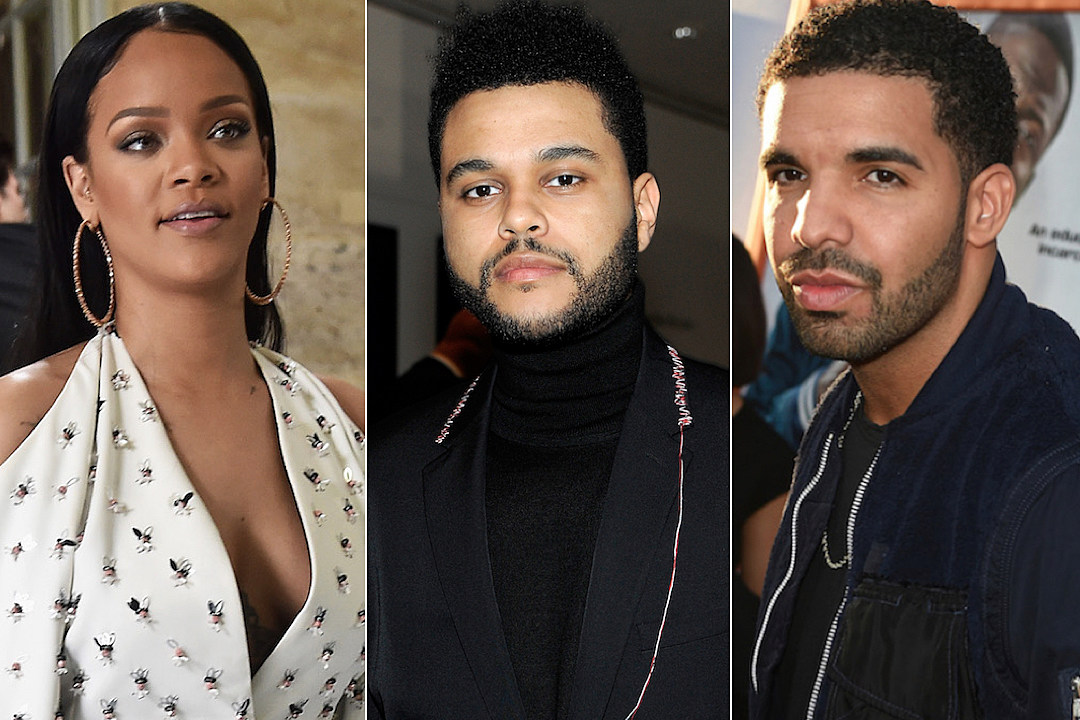 Rihanna, The Weeknd and Drake Among 2017 AMA Nominees