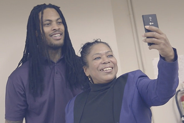 Waka Flocka Flame Posts Controversial Video of Little Girl In a Dog Cage [VIDEO] news
