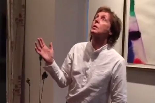 Paul McCartney Denied Entry Into Tygas Post Grammy party news