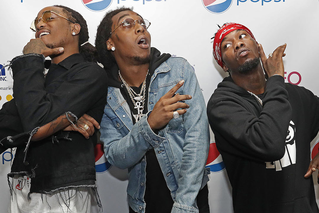 Migos Stopped by NYU to Teach Students About Becoming Successful Rappers [WATCH]