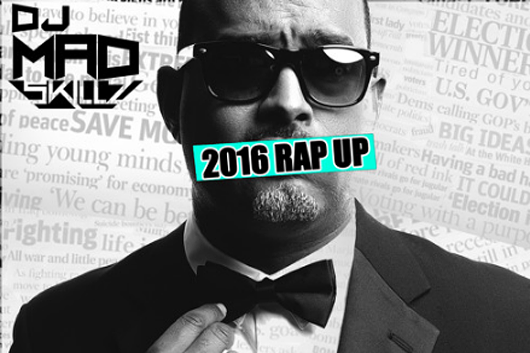 Skillz Drops His '2016 Rap' Up and Spares No One [LISTEN]