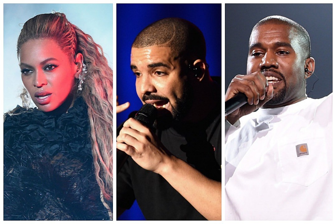 2016 iHeartRadio Music Awards Nominees Include The Weeknd, Drake, Adele, Fetty Wap & More news