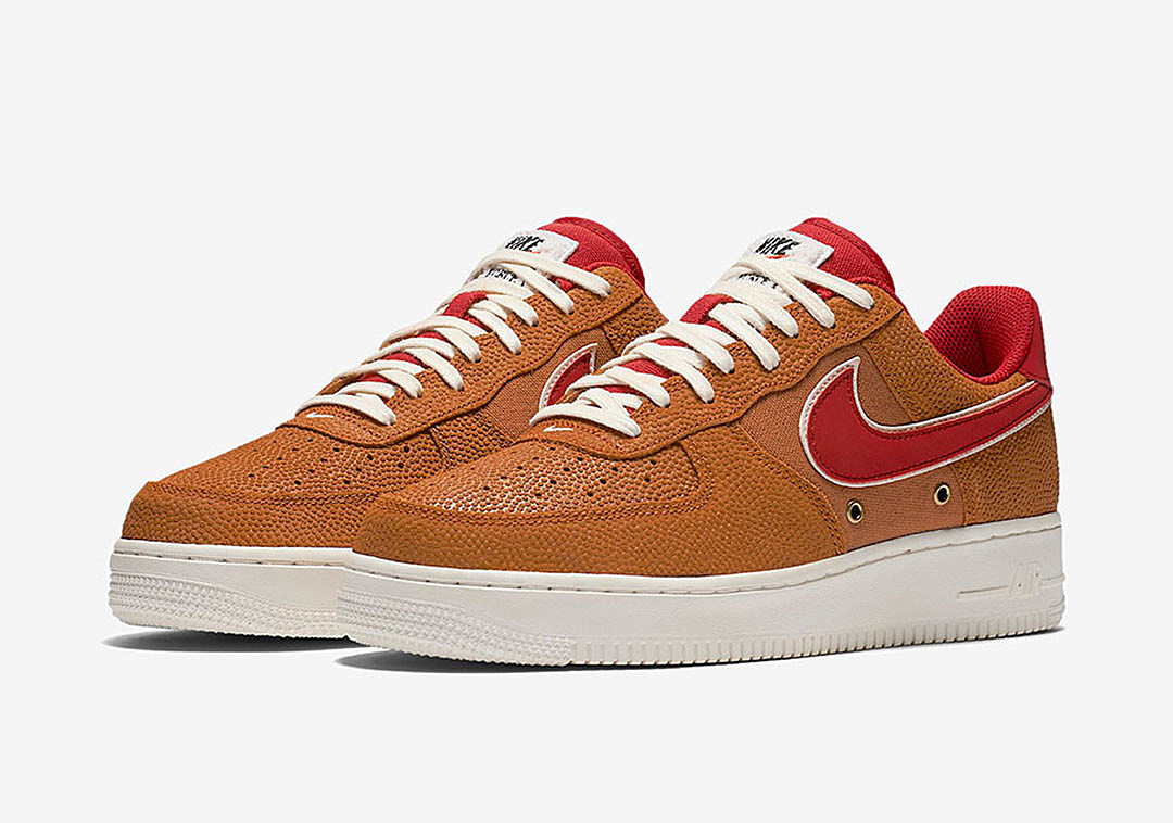 nike air force 1 basketball leather