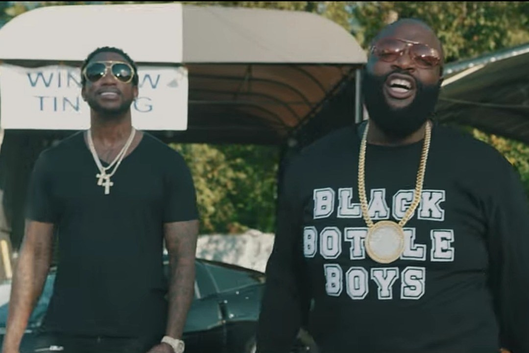 Rick Ross and Gucci Mane Are Filming a New Movie Together VIDEO]