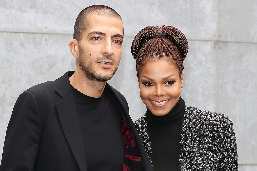 Janet Jackson and Husband Separate