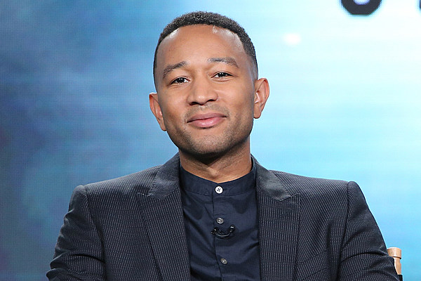 John Legend Denounces President Trump's Immigration Ban