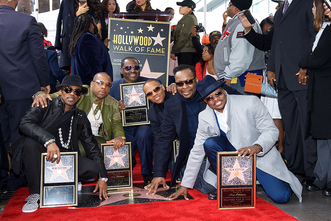 BET Awards to honor Chance the Rapper, New Edition