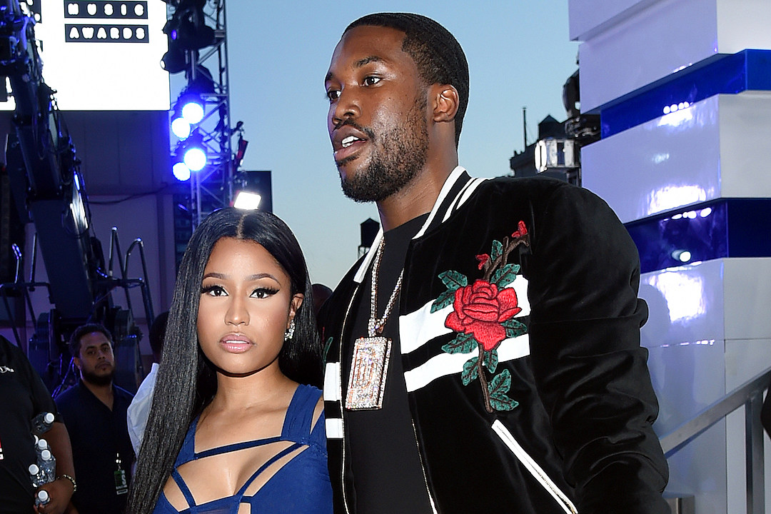 Nicki Minaj breakup with Meek Mill