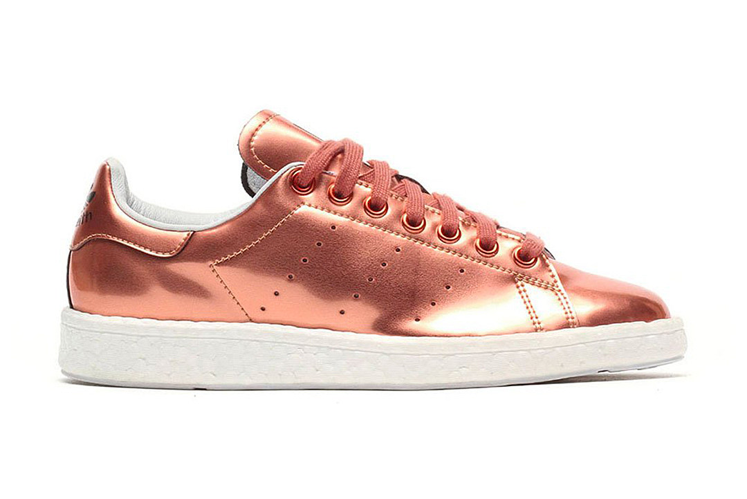 adidas originals stan smith boost copper. Black Bedroom Furniture Sets. Home Design Ideas