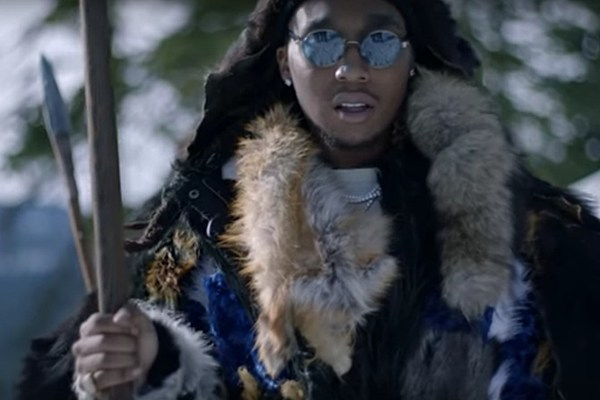 Migos drops creative new visuals for 39 t shirt 39 watch for T shirt by migos
