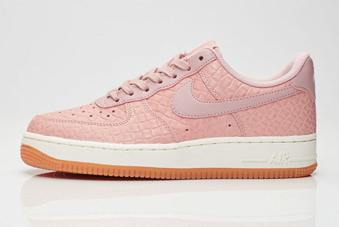 nike air force 1 low pink glaze. Black Bedroom Furniture Sets. Home Design Ideas