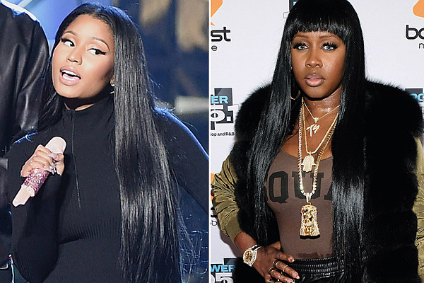 Image result for Nicki Minaj and Remy Ma,