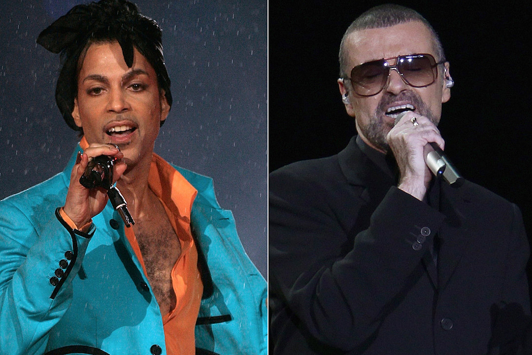 Prince George Michael Grammy Tribute