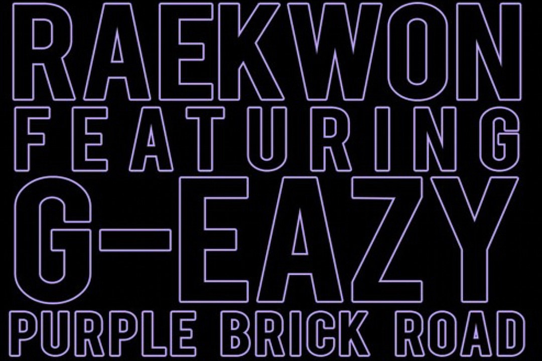 Raekwon G Eazy Purple Brick Road