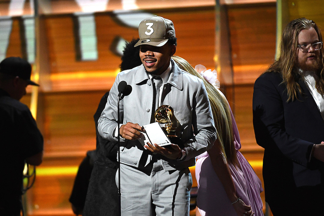 See the Post-Grammys Text Chance the Rapper Received From Kendrick Lamar