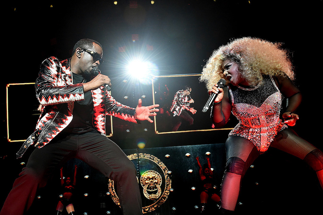 Diddy Lil Kim Performance