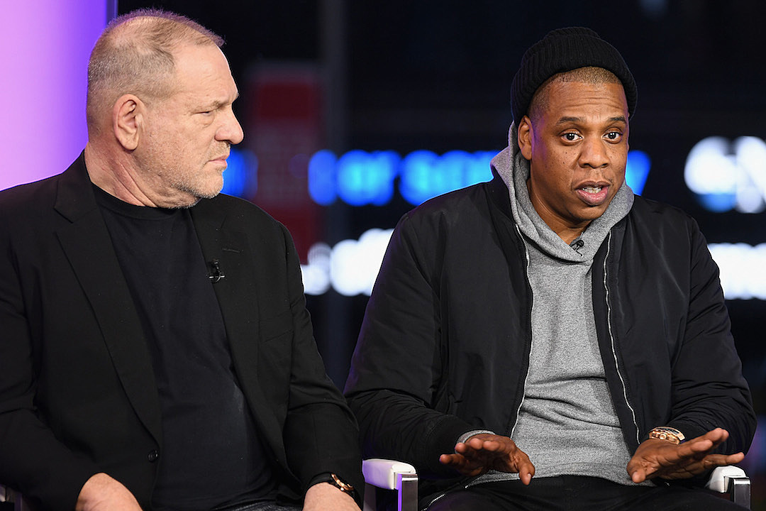 TIME AND PUNISHMENT: A Town Hall Discussion With JAY Z And Harvey Weinstein