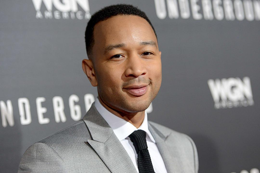 John Legend's Louis Vuitton Bag Snatched at JFK Airport