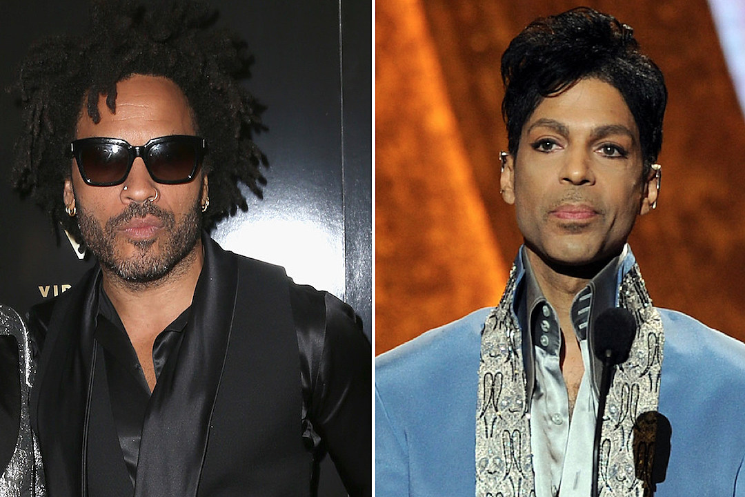 Lenny Kravitz Honor Prince Rock Hall Ceremony