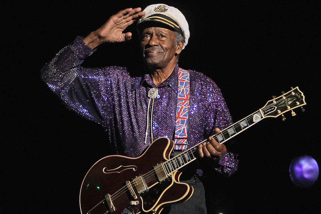 Musicians Pay Tribute to Chuck Berry