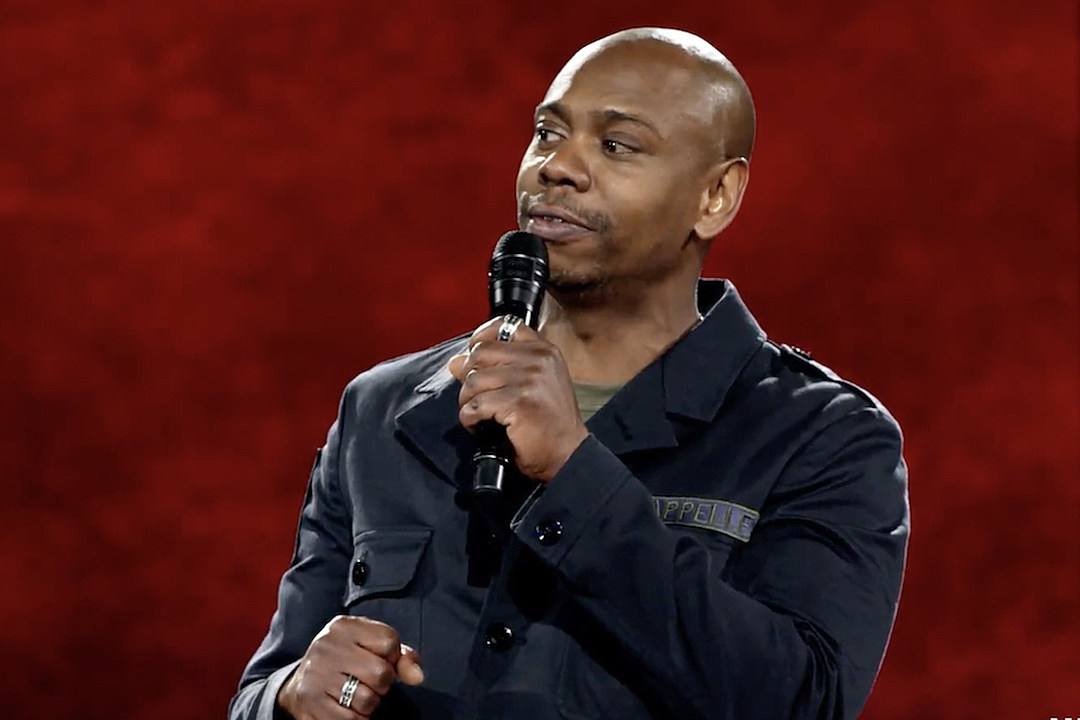 Netflix Dave Chappelle Comedy Special
