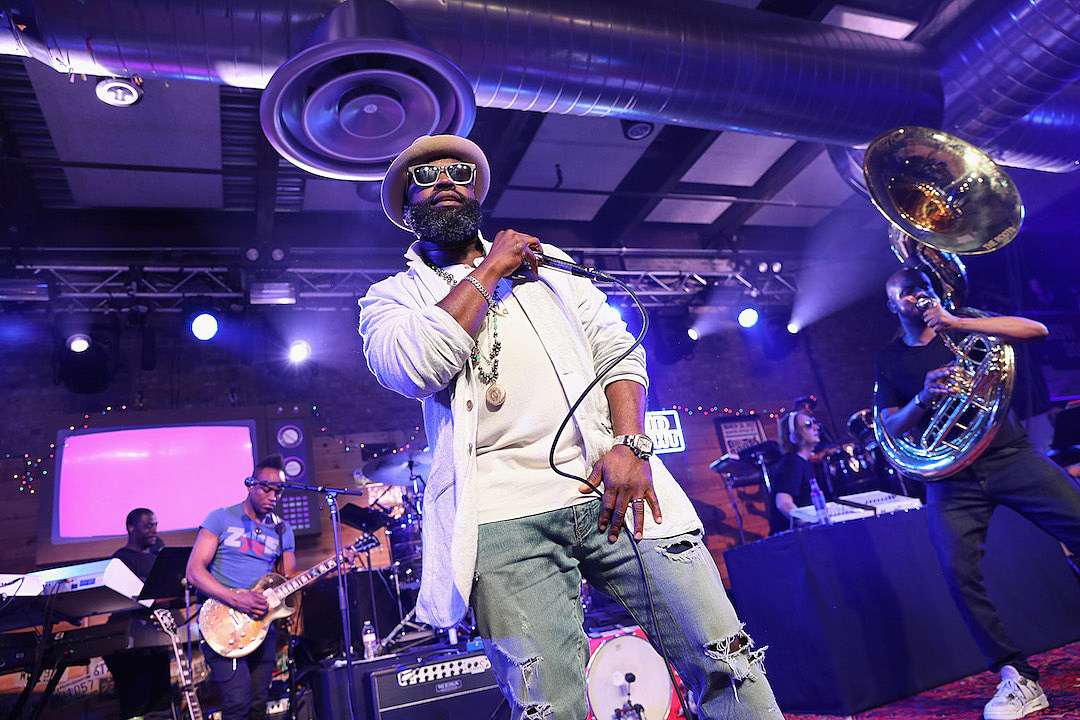 The Roots Performed at 2017 SXSW