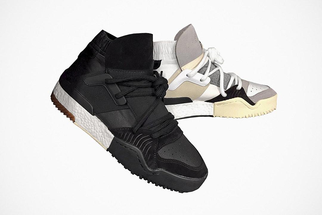 alexander wang x adidas bball sneaker. Black Bedroom Furniture Sets. Home Design Ideas