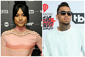 Karrueche's BFF Files Restraining Order Against Chris Brown