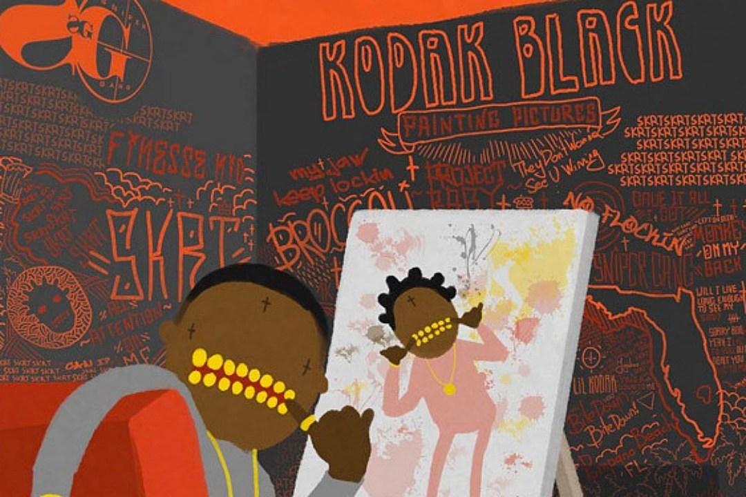 Kodak Black Drops Debut Album 'Painting Pictures'
