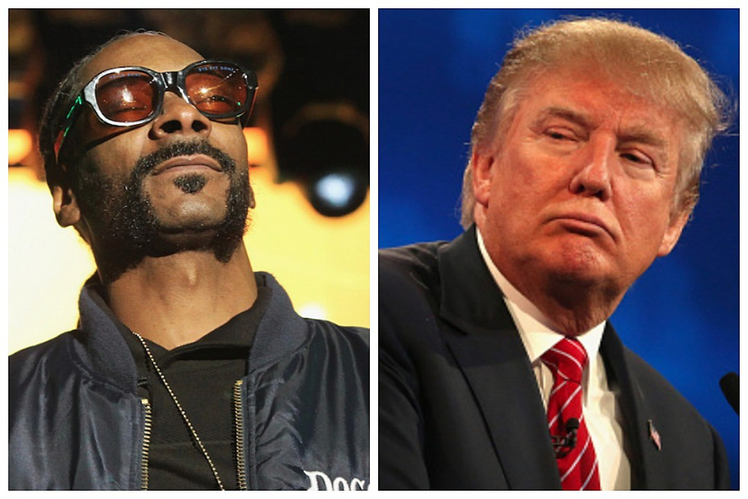 Trump Beefs With Snoop Dogg Over 'Lavender' Video, Twitter Reacts