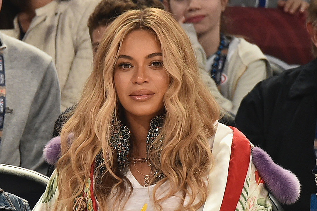Beyonce Shows Off Baby Bump on Instagram