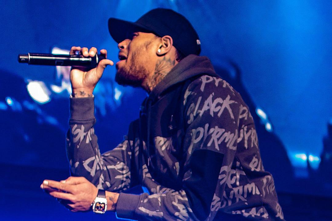 The Party Tour Chris Brown Kendrick