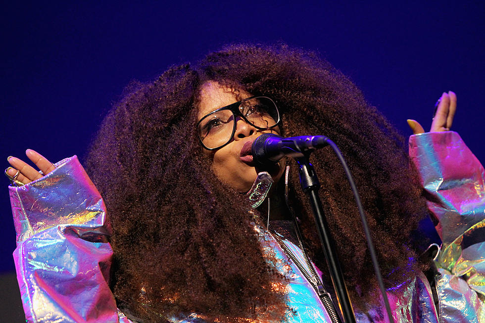 Erykah Badu Announces That Shes Found Love For The Forf Time VIDEO
