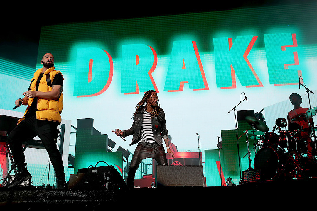 Future Brings Out Drake 2017 Coachella Valley Music And Arts Festival